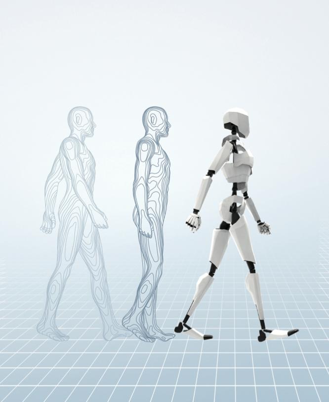 三维惯性动作捕捉分析系统